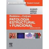 Kumar, Robbins y Cotran. Patologia estructural y funcional + StudentConsult 9º Ed