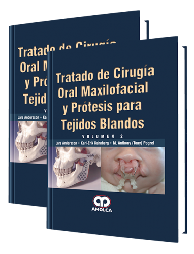 Andersson, Tratado de Cirugia Oral Maxilofacial y Protesis para Tejidos Blandos - 2 Volumenes
