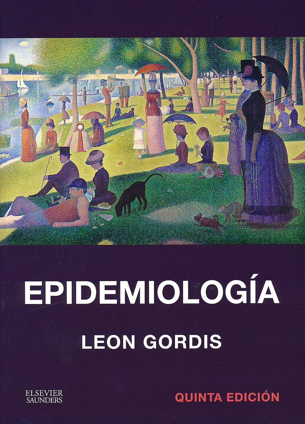 Gordis, Epidemiologia 5ª ed.