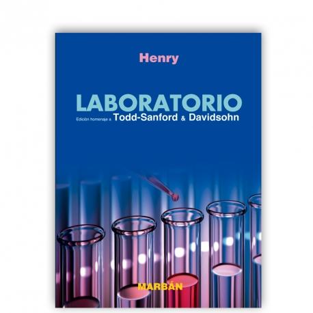 Henry, Laboratorio en el Diagnostico Clinico 20° Ed., 1 Vol