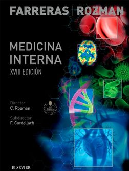 Farreras - Rozman, Medicina Interna + StudentConsult en español  18a Ed. 2 Vol.