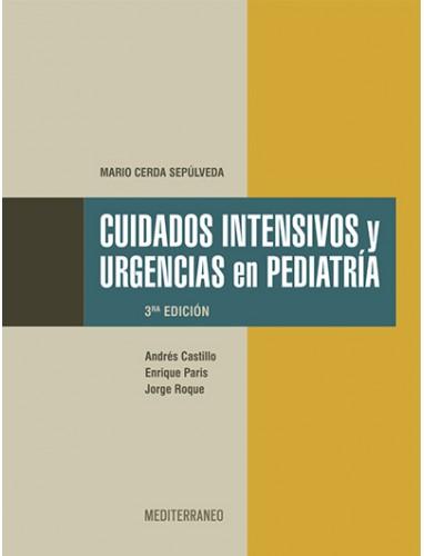 Cerda, Urgencias y Cuidados Intensivos en Pediatria. a 3ª Ed.