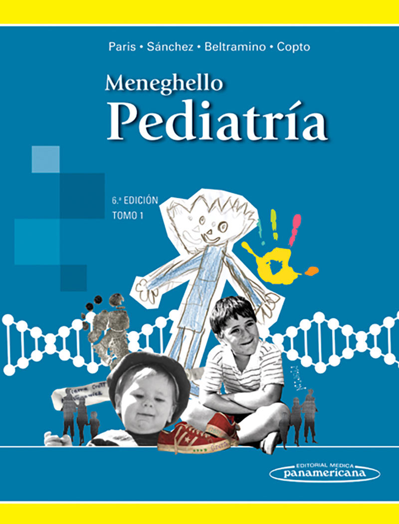 Meneghello, Pediatria 6a Ed. - 2 Volumenes