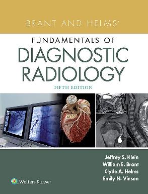 Brant Diagnostic Radiology, 5ª Ed., 4 vol. set, 2018. Entrega diferida importacion.