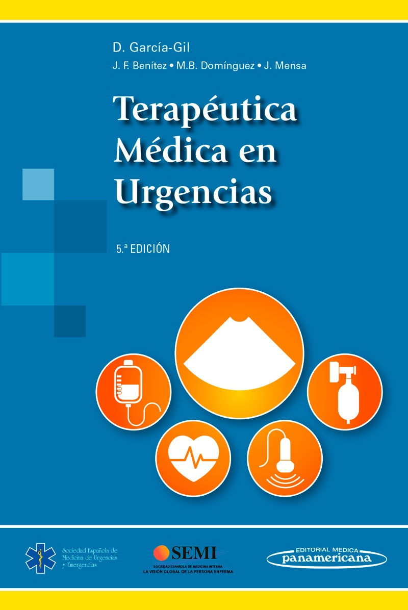 Garcia Gil, Terapeutica Medica en Urgencias 5° ed.