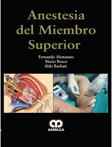 Alemanno Anestesia del Miembro Superior