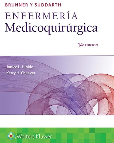 Brunner y Suddarth, Enfermeria Medico Quirurgica 14ª ED. 2 Vols.