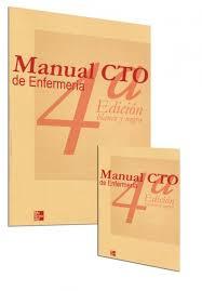 Manual CTO Enfermeria 4º Ed Blanco y negro - 2 Volumenes