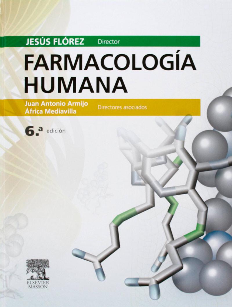 Florez, Farmacologia Humana. 6a Ed.