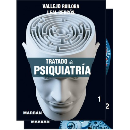 Vallejo, Tratado de Psiquiatria. 2 Vol.