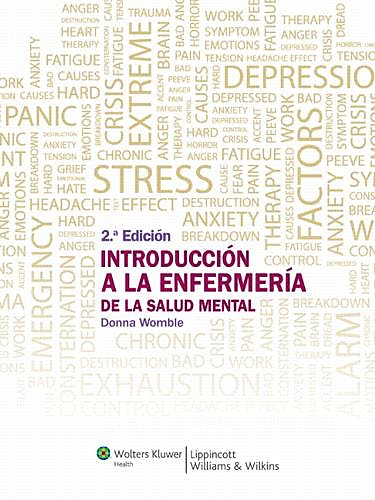 Womble, Introduccion a la Enfermeria de la Salud Mental. 2a Ed.