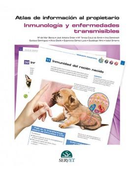 Blanco , Atlas de información al propietario Inmunología y enfermedades transmisibles