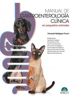 Rodríguez, Manual de gastroenterología clínica de pequeños animales