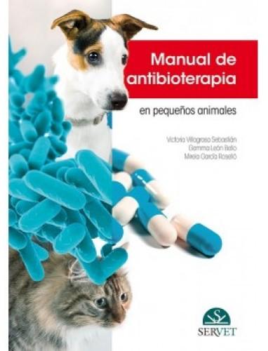 Villagrasa, Manual de antibioterapia en pequeños animales