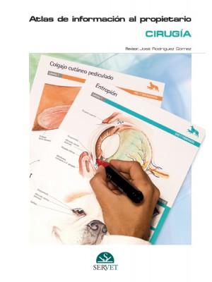Servet, Cirugía. Atlas de información al propietario