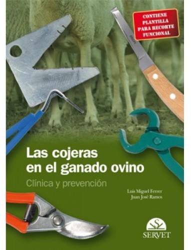 Ferrer , Las cojeras en el ganado ovino. Clinica y prevencion