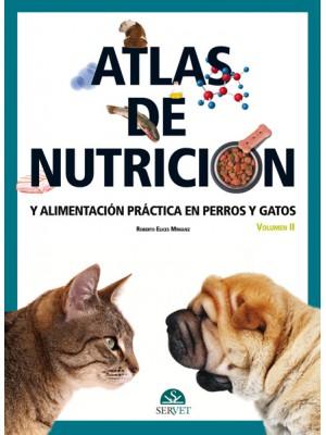 Élices, Atlas de nutrición y alimentación práctica en perros y gatos. Volumen II