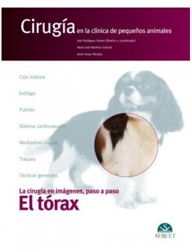 Rodriguez , El torax. Cirugia en la clinica de pequeños animales