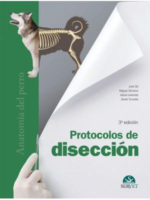 Gil García, Protocolos de disección. Anatomia del Perro