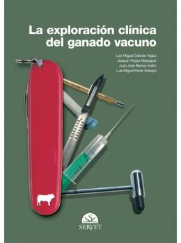 Pastor, La exploración clínica del ganado vacuno