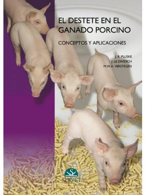 Pluske, El destete en el ganado porcino