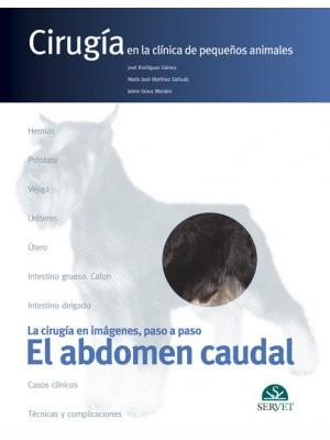 Rodríguez , El abdomen caudal. Cirugía en la clínica de pequeños animales
