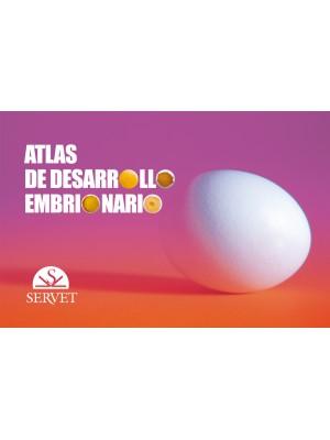 Cepero, Atlas de desarrollo embrionario
