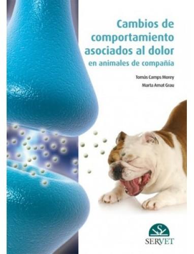 Camps, Cambios de comportamiento asociados al dolor en animales de compañia