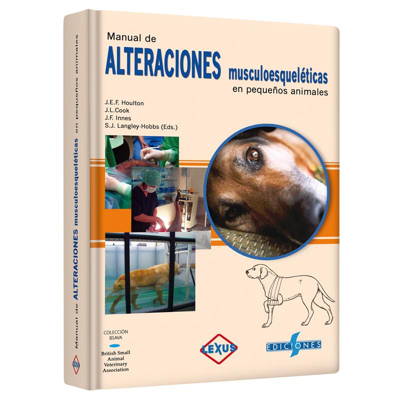 Houlton, Manual de Alteraciones Musculoesqueleticas en Pequeños Animales