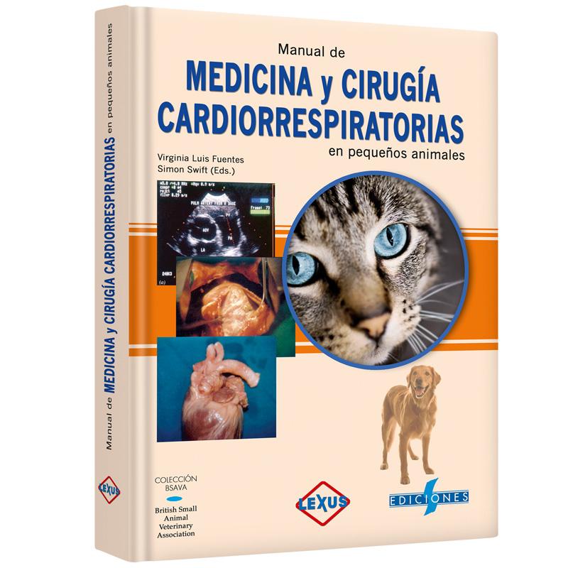 Fuentes, Manual de Medicina y Cirugia Cardiorrespiratorias en Pequeños Animales