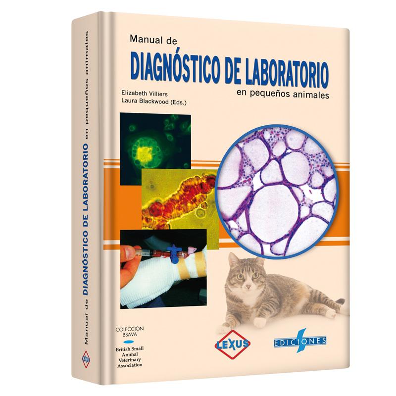 Villiers, Manual de Diagnostico de Laboratorio en Pequeños Animales