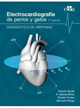 Santilli, Electrocardiografía de perros y gatos 2ª ed. Diagnóstico de arritmias