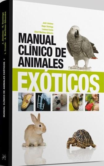 JIMENEZ Manual Clinico de Animales Exoticos