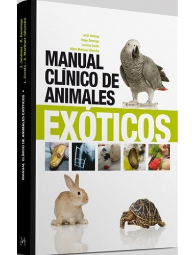 JIMENEZ Manual Clinico de Animales Exoticos