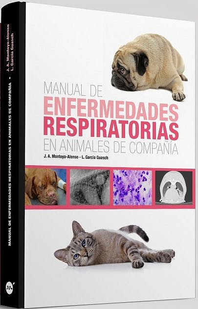 MONTOYA Manual de enfermedades respiratorias en animales de compañia