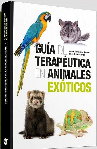 MONTESINOS Guia terapeutica en animales exoticos