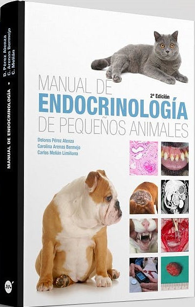 PEREZ Manual de Endocrinologia de pequeños animales, 2ª ed