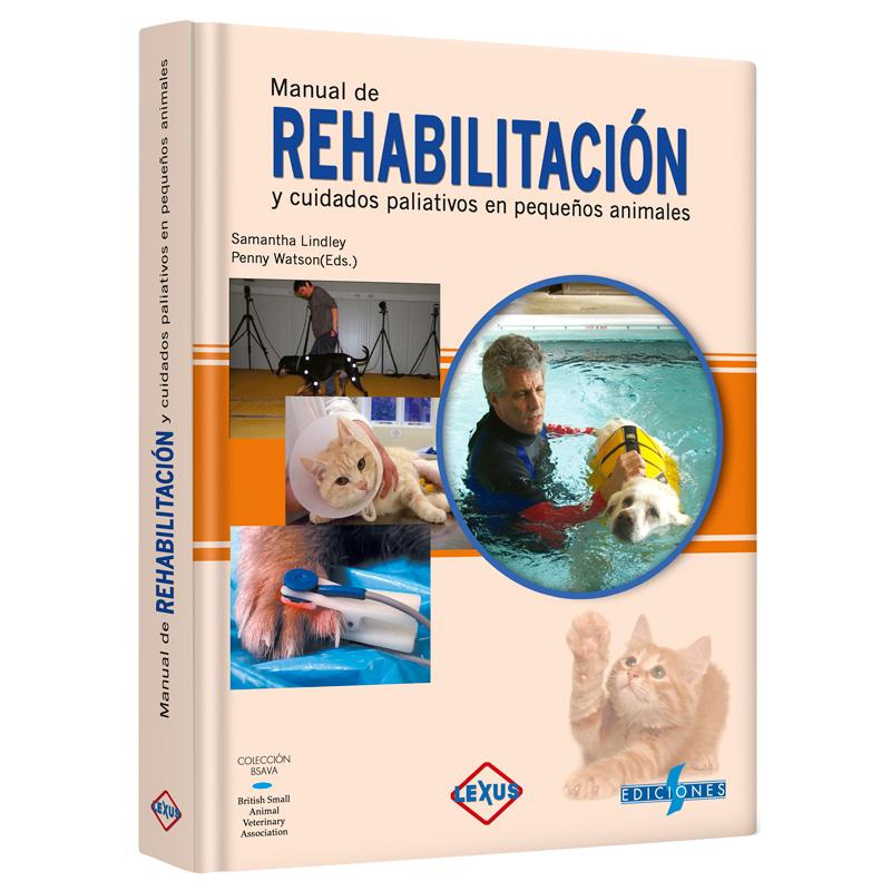 Lindley, Manual de Rehabilitacion en Pequeños Animales